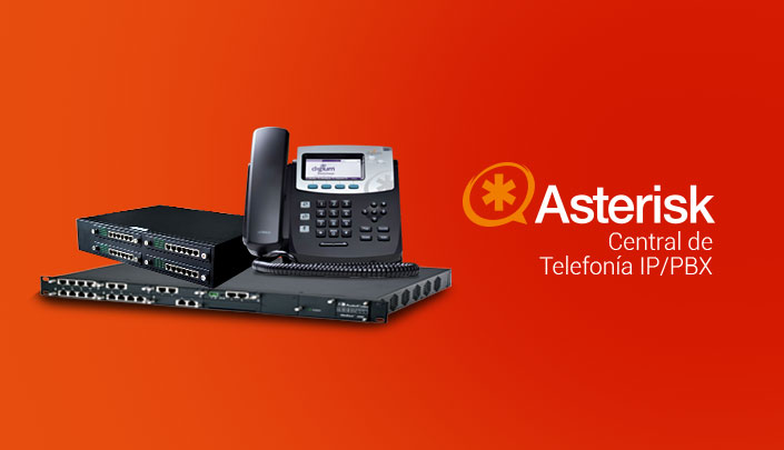 Asterisk IP – PBX