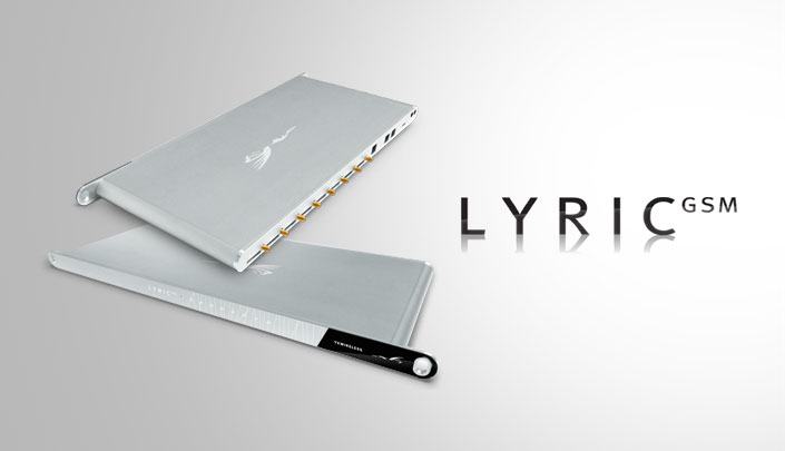 YX Wireless Lyric GSM