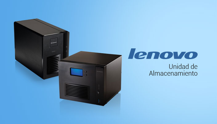Storage de Red NAS Lenovo