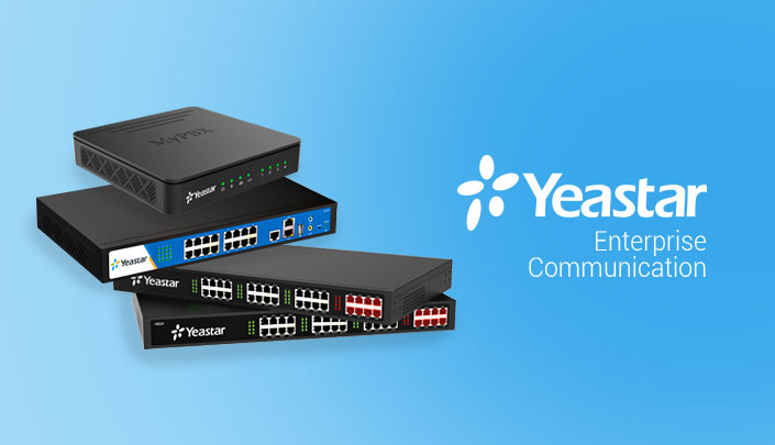 YEASTAR – Appliance Telefonía IP – PBX