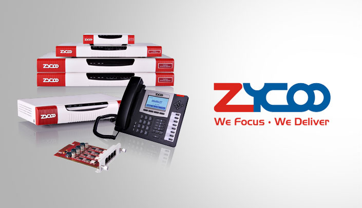 ZYCOO Appliance IP – PBX