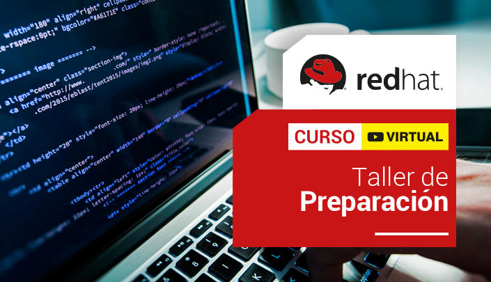 Curso Virtual de Taller de Red Hat.