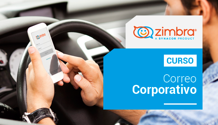 Curso de Zimbra integrado a Cloud Office
